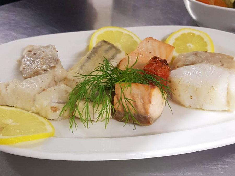 Rückblick: Das besondere Fischmenü