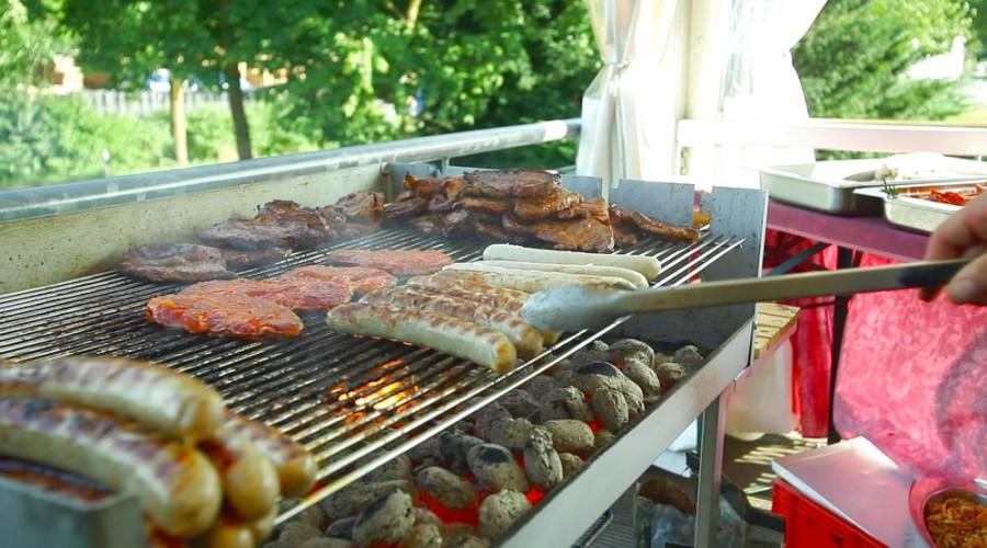 Impressionen vom BBQ am 18.07.2015