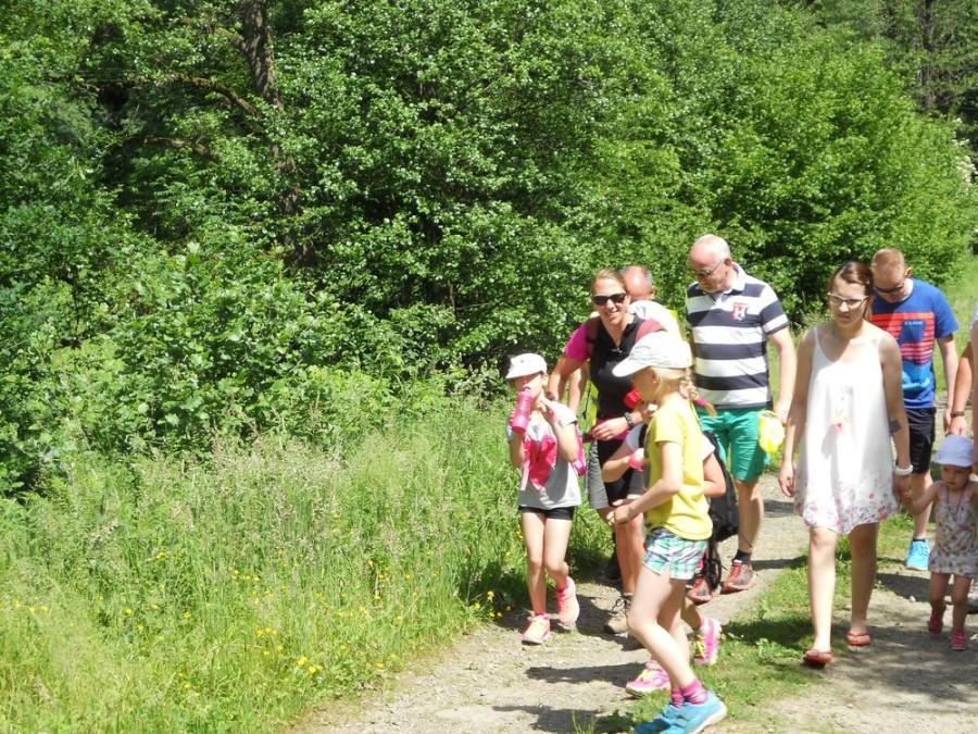 Sonntag, 28.05.2017 – Lüdi's Wandertag im Rahmen der Bergischen Wanderwoche