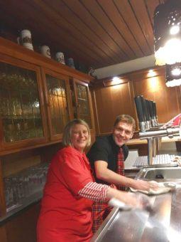Karneval Overath Prinzenfruehschoppen 2019 Luedenbach Restaurant Hotel 9