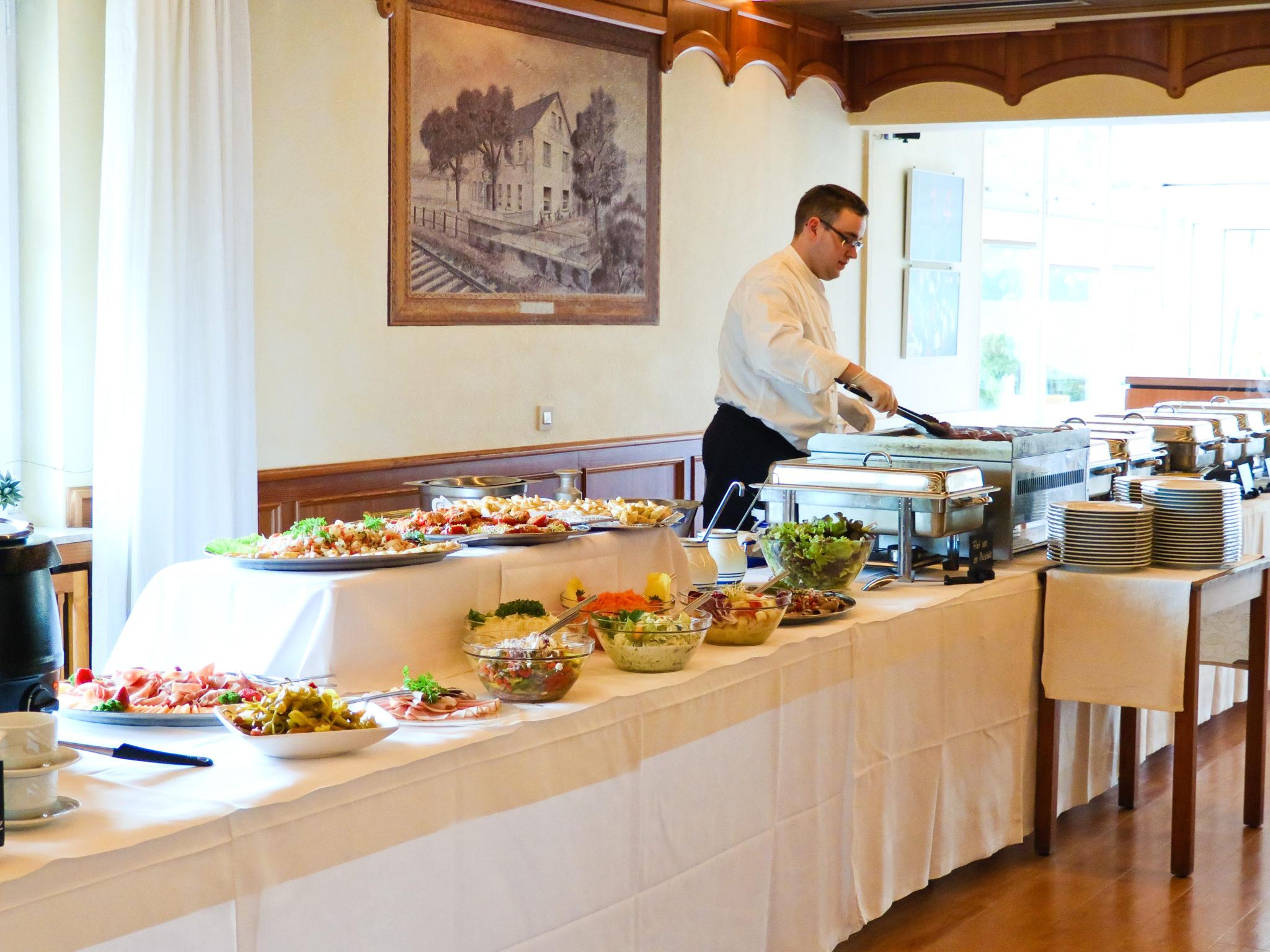 Catering, Partyservice und BBQ bei Ihnen vor Ort