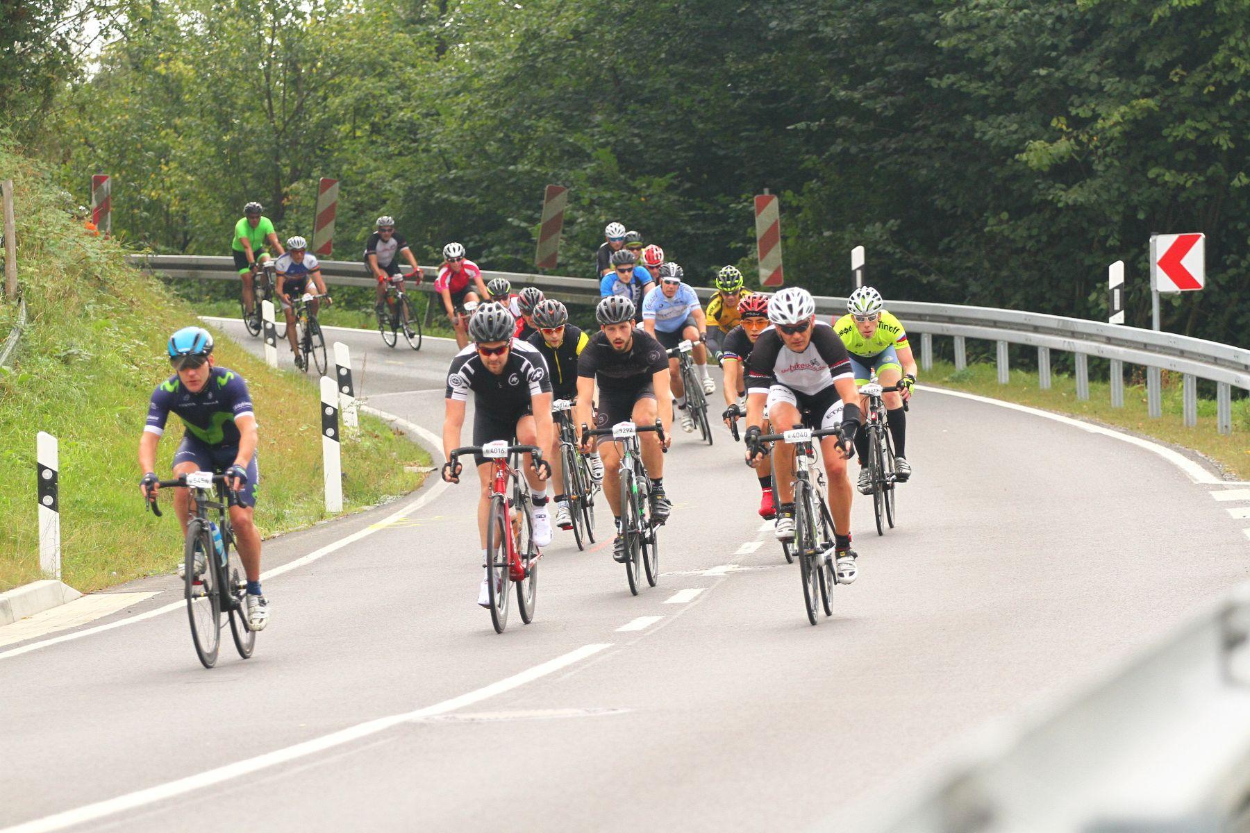 Rennrad- und Mountainbike Hotel für einen sportliche Urlaub im Bergischen Land
