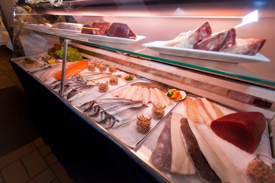 Impressionen vom Fischessen 28.03.2015