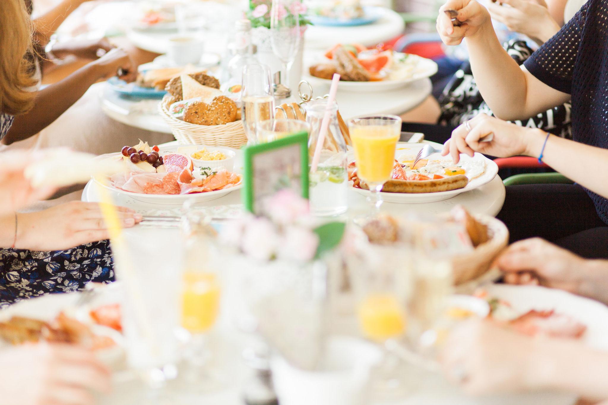 Muttertags-Lunch-Buffet