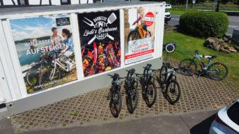 Overather Fahrradladen Leihen E Bike Raeder Fahrrad Verleih Rent Bike