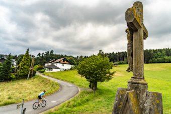 Rennrad Fahren Bergisches Land Luedenbach Restaurant Hotel Rennrad Tour Oberberg 12