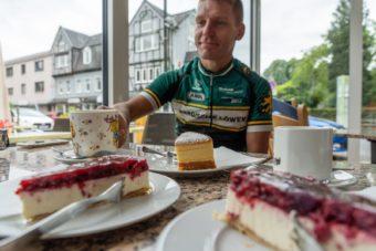 Rennrad Fahren Bergisches Land Luedenbach Restaurant Hotel Rennrad Tour Oberberg 3