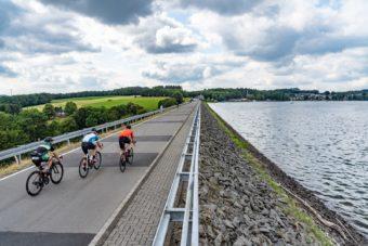 Rennrad Fahren Bergisches Land Luedenbach Restaurant Hotel Rennrad Tour Oberberg 7