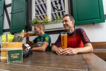 Rennrad Fahren Bergisches Land Luedenbach Restaurant Hotel Rennrad Tour Oberberg 9