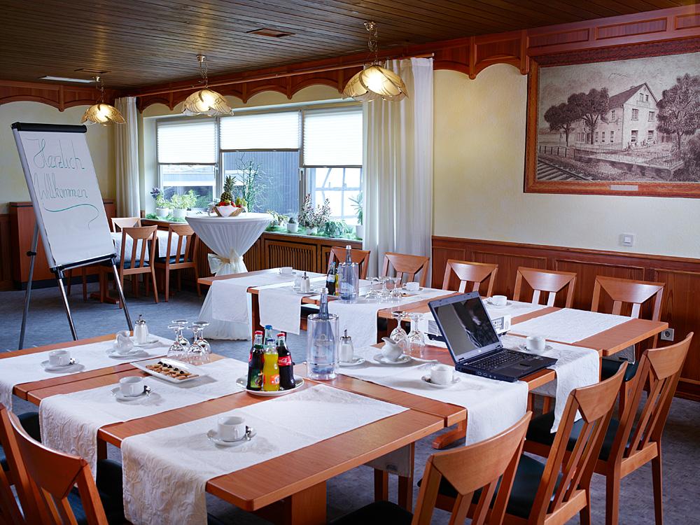Tagungen & Seminare im Hotel Restaurant Lüdenbach