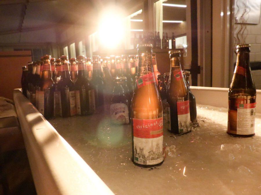 Bierprobe 2016 – 10 Biere und 10 Gänge