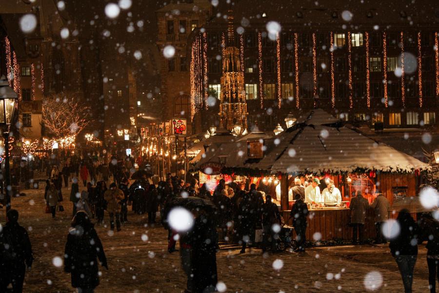 Weihnachtsmärkte in der Region um Overath